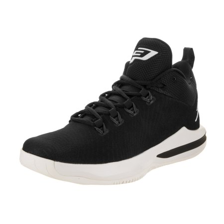 air jordan cp3.x ae basketball shoes black/white (8.5 d(m) us) (Jordan Shoes 1995)