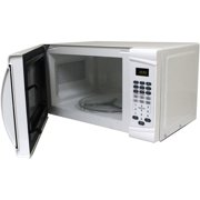 Sunbeam 0 7 Cuft 700 Watt Microwave Oven Sgdj701 White Image 3 Of 4