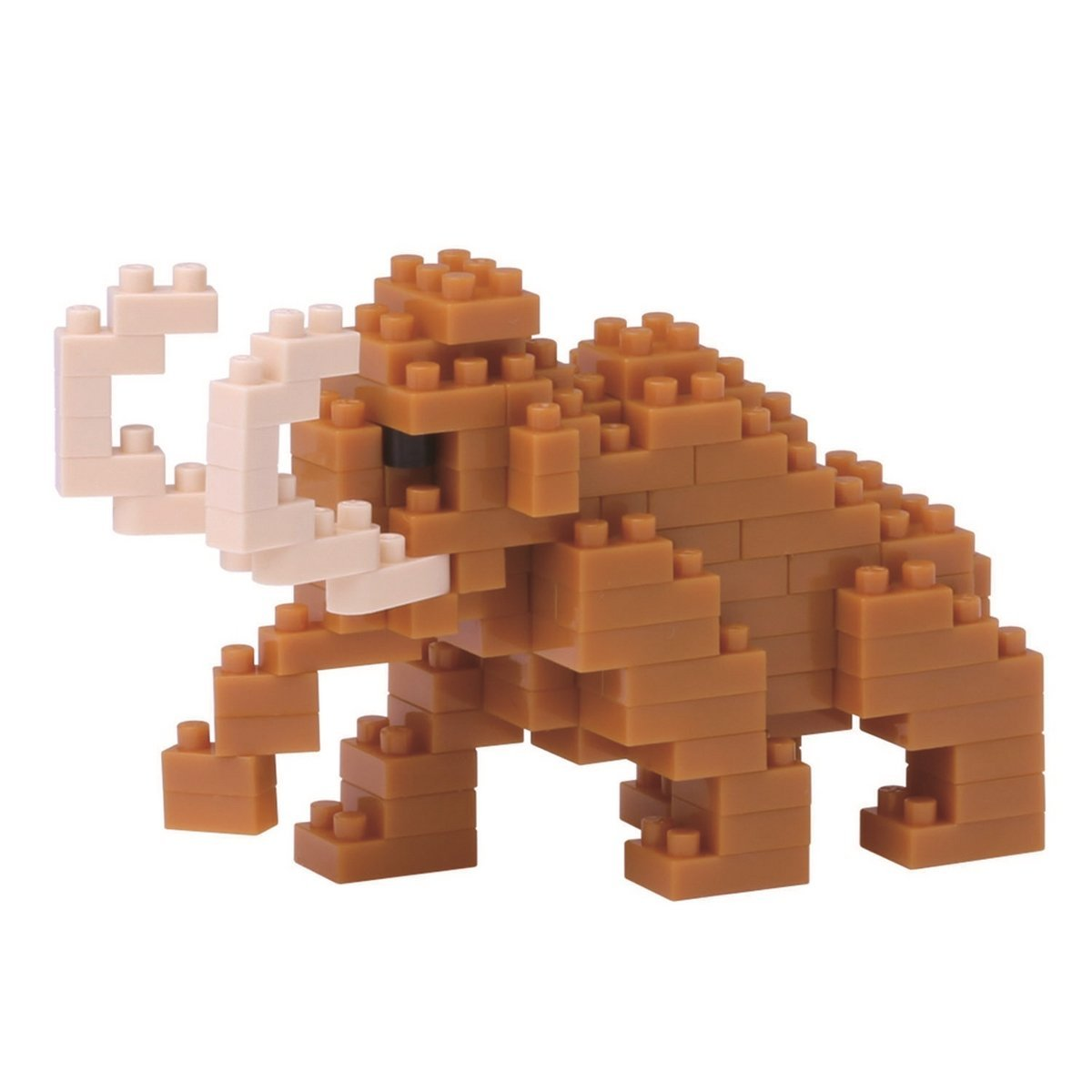 Mammoth Building Kit, Return to the Ice Age with the wooly mammoth, complete with his huge... by