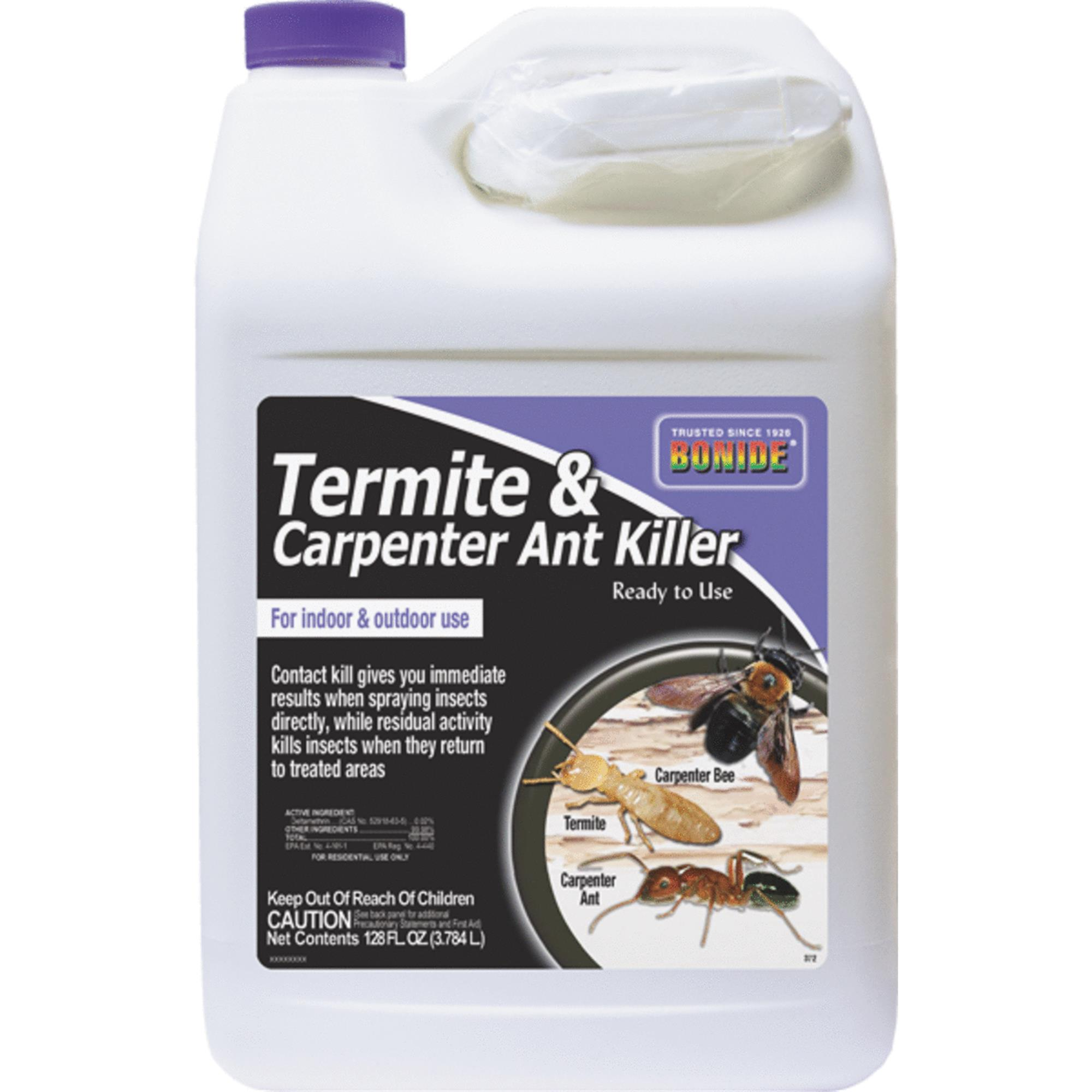 ***Discontinued***Bonide Ready-to-Use Termite and Carpenter Ant Killer, 1 Gal