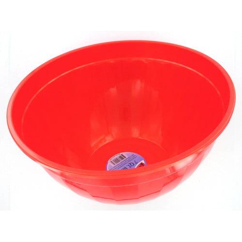 B&R Plastics Melamine Gem Gel Salad Bowl by B & R Plastics