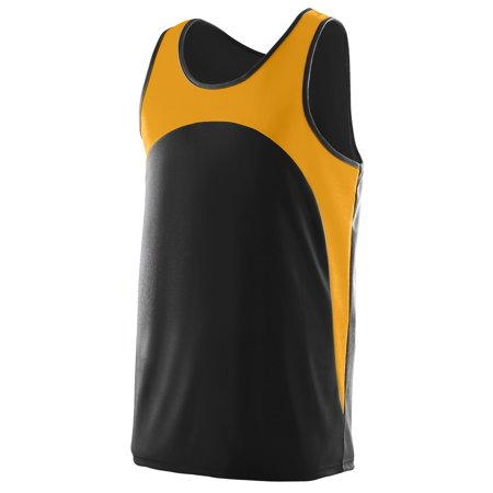 Augusta Sportswear Wicking Polyester Sleeveless with Contrast Inserts Sports Uniform Jersey Boys 341