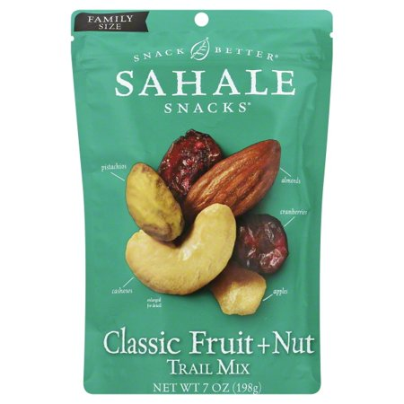 Fruit Nut Mix (Sahale Snacks  Trail Mix  Classic Fruit   Nut  7 oz  198 g)