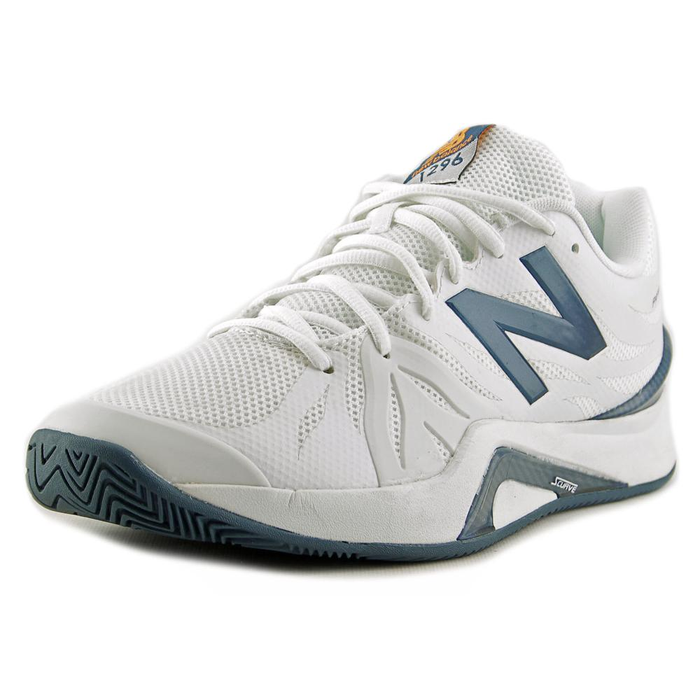 New Balance MC1296 Round Toe Synthetic Sneakers by New Balance