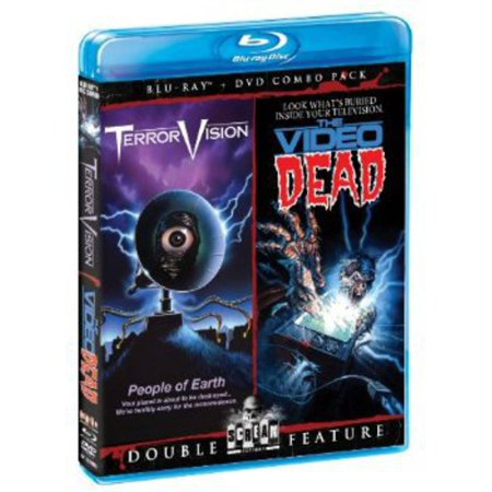 TERRORVISION & THE VIDEO DEAD (BLU-RAY/DVD COMBO/DOUBLE FEATURE) (Blu-ray) (Descargar Videos)