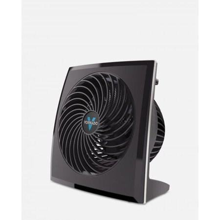 Vornado Flat Panel Table Air Circulator, with Vortex Action Technology, Features Horizontal Or Vertical Airflow, 3 Speeds & Whisper Quiet