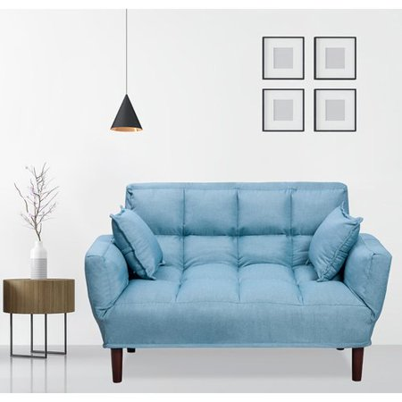 Ebern Designs Munos Convertible Sleeper Sofa