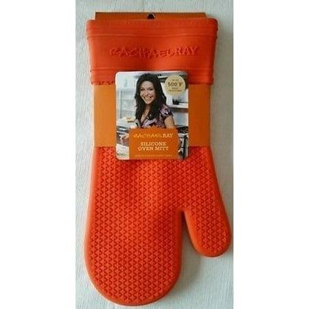 Best Brands Rr Orange Oven Mitt-