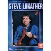 Steve Lukather: Instructional Guitar by Hal Leonard