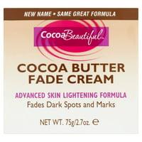 Cocoa Beautiful Cocoa Butter Fade Cream, 2.7 oz