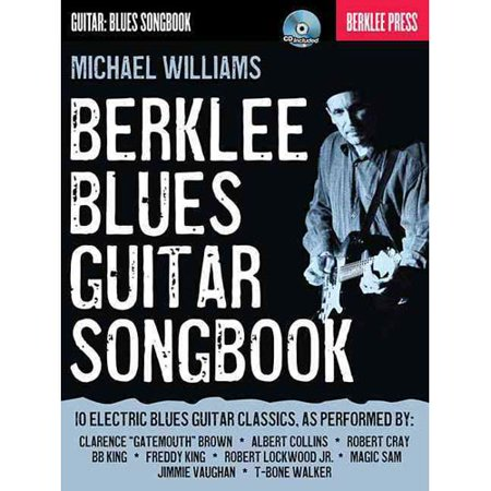 Berklee Blues Guitar Songbook by