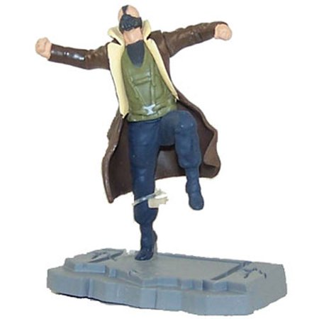 Batman Dark Knight Rises Bane Mask (Batman The Dark Knight Rises - Mystery Figure - BANE (3)