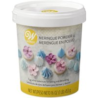 Wilton Meringue Powder, 16 oz