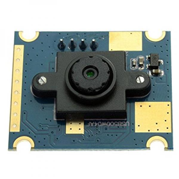ELP 5mp Usb2.0 60 Degree Fixed Megapixel Lens Usb Camera Module for Windows Android Linux Laptop Pc. by ELP