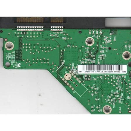 WD6401AALS-00E8B0, 2061-701590-F00 01PD5, WD SATA 3 5 PCB