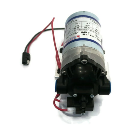 New SHURFLO PUMP 1.8 GPM #8000-543-936 for Industrial Residential Commercial Use by The ROP Shop