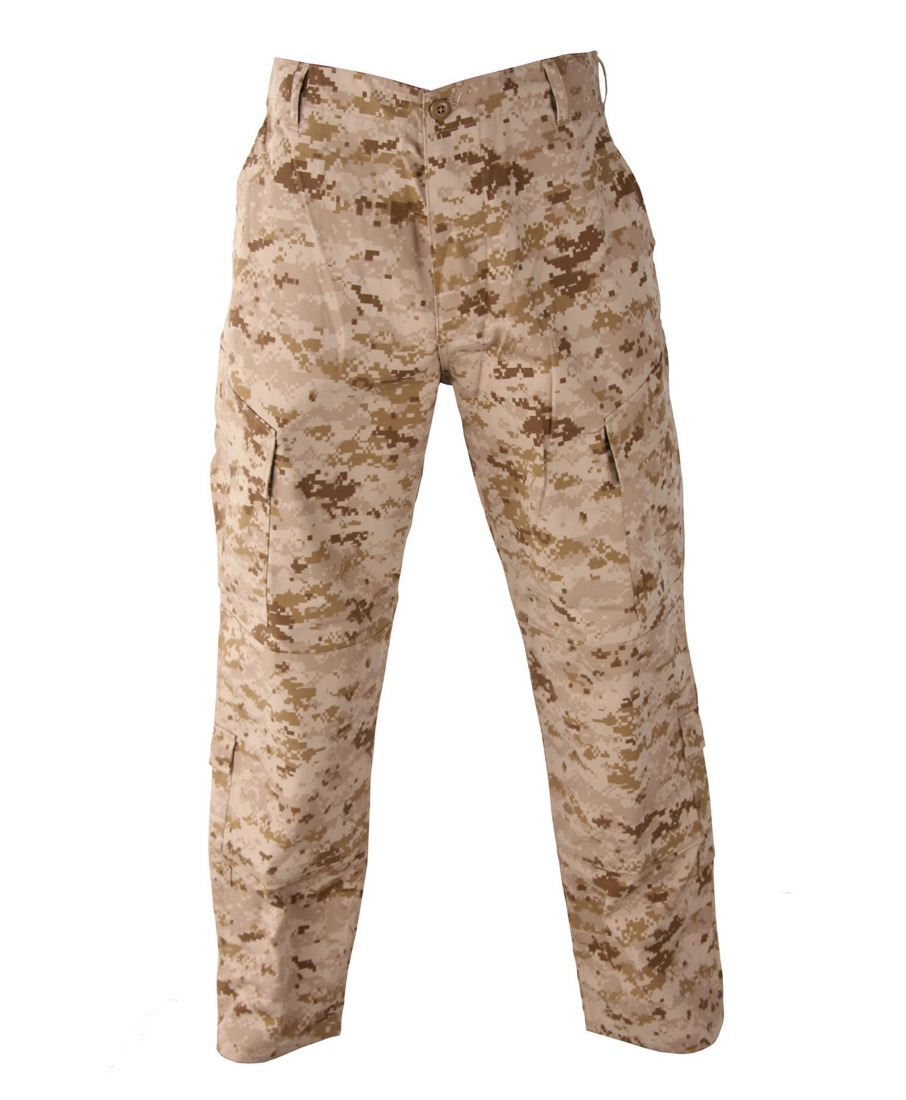 Battle Rip 65% Polyester Ripstop Trousers