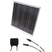 SOLARTECH POWER SPM050P-WP-N Solar Panel,50W,Polycrystalline