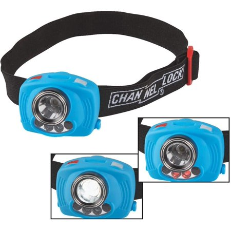 Channellock Motion/Manual AAA LED Headlamp
