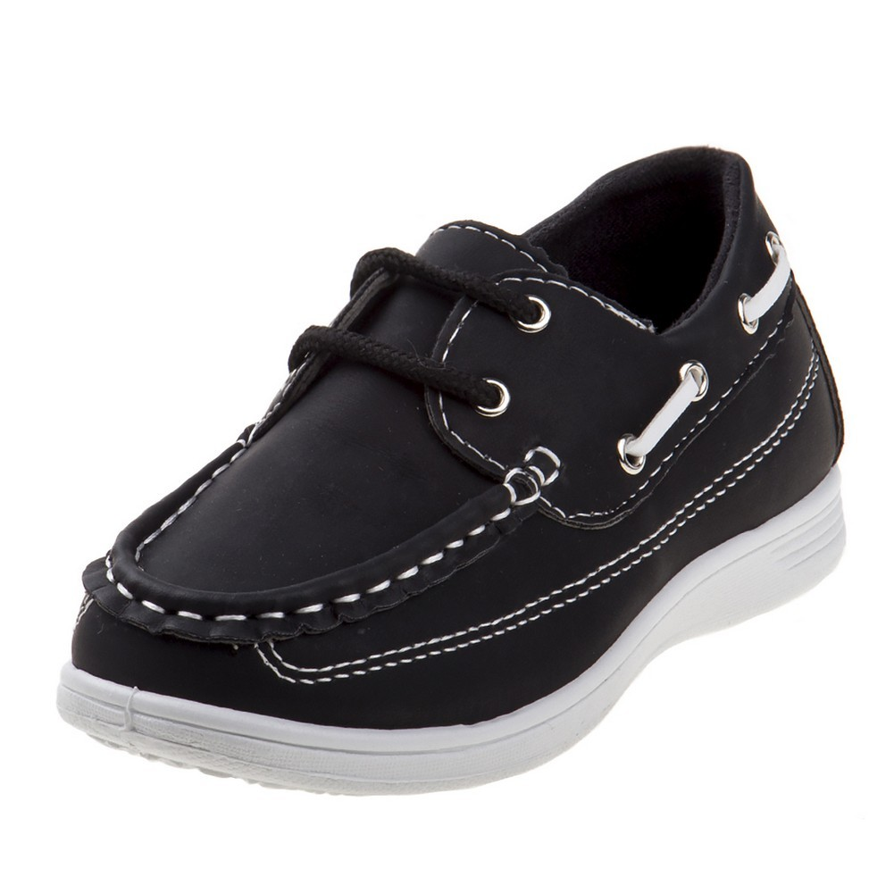 Boys' Josmo 17055M Boat Shoe by Generic