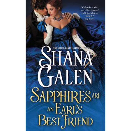 Sapphires Are an Earl's Best Friend - eBook