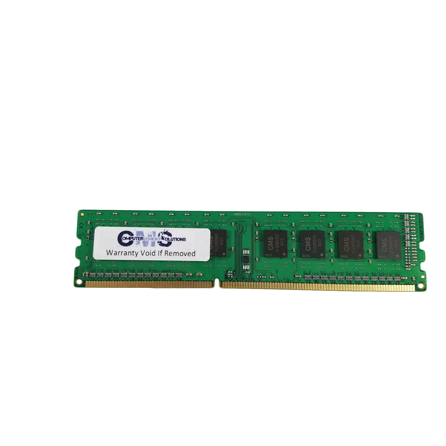 4Gb (1X4Gb) Memory Ram Compatible Hp/Compaq Business Desktop 6200 Pro (Sff/Mt) By CMS (A70)