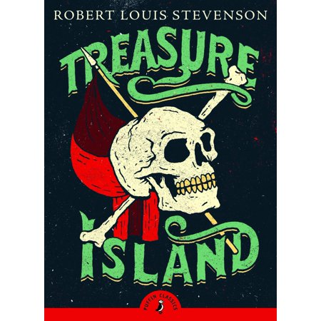 Treasure Island (Paperback) - Haunted Island Halloween Treasure Island