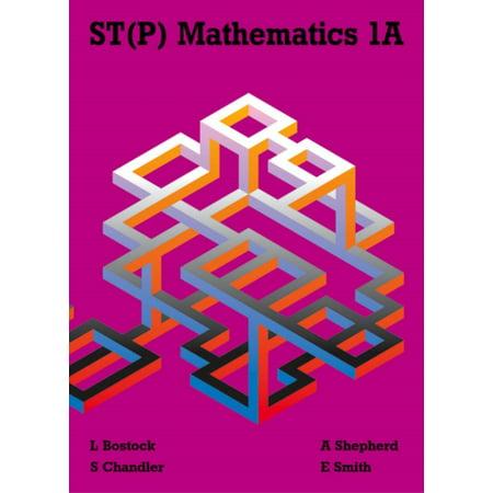 St P  Mathematics 1A Second Edition  Bk  1A  Paperback