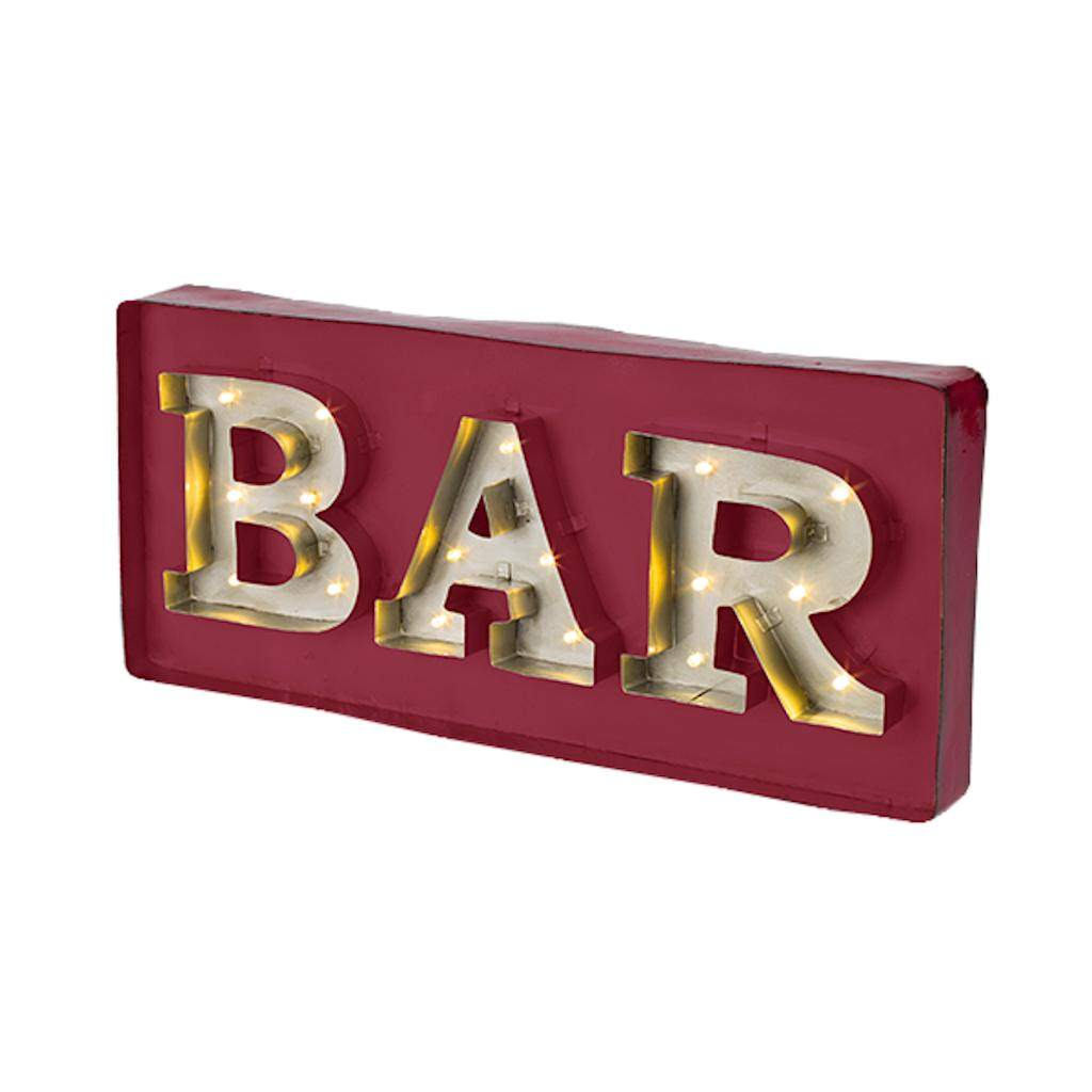 Gerson 92528 - 92528 Lighted Letter Words and Signs