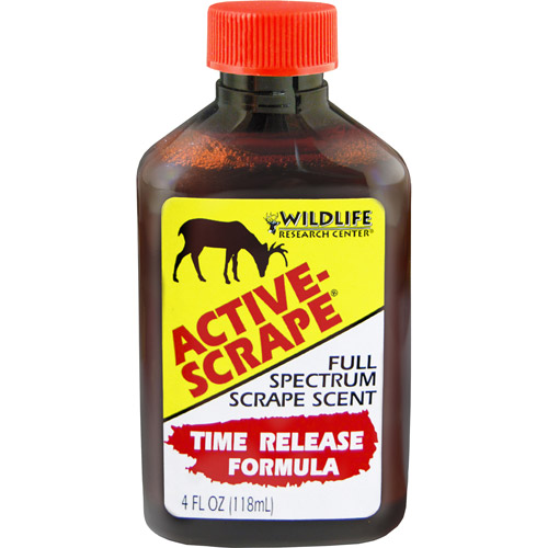 Wildlife Research Center Active-Scrape Scrape Scent, 4 oz