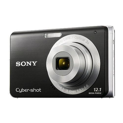 Sony Cybershot DSC-W190 12.1MP Digital Camera with 3x Sup...
