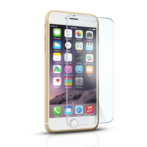 iPhone 6 Tempered Glass Screen, roocase iPhone 6 Glacial Premium Glass Screen Protector for Apple iPhone 6 / 6s (2015) - [Anti-Scratch / Anti-Fingerprint]