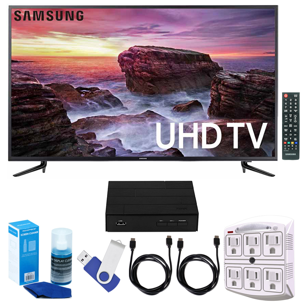 Samsung UN58MU6100 - 58-inch Smart MU6100 Series LED 4K UHD TV