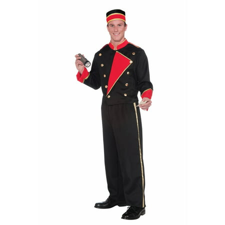 Hollywood Movie Usher Mens Costume - Hollywood Horror Costumes