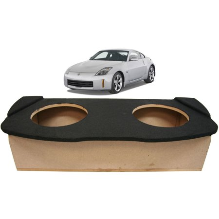03-08 Fits Nissan 350Z Coupe Dual 12