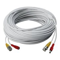 Lorex Cb250urb Video RG59 Coaxial BNC/Power Cable, 250'