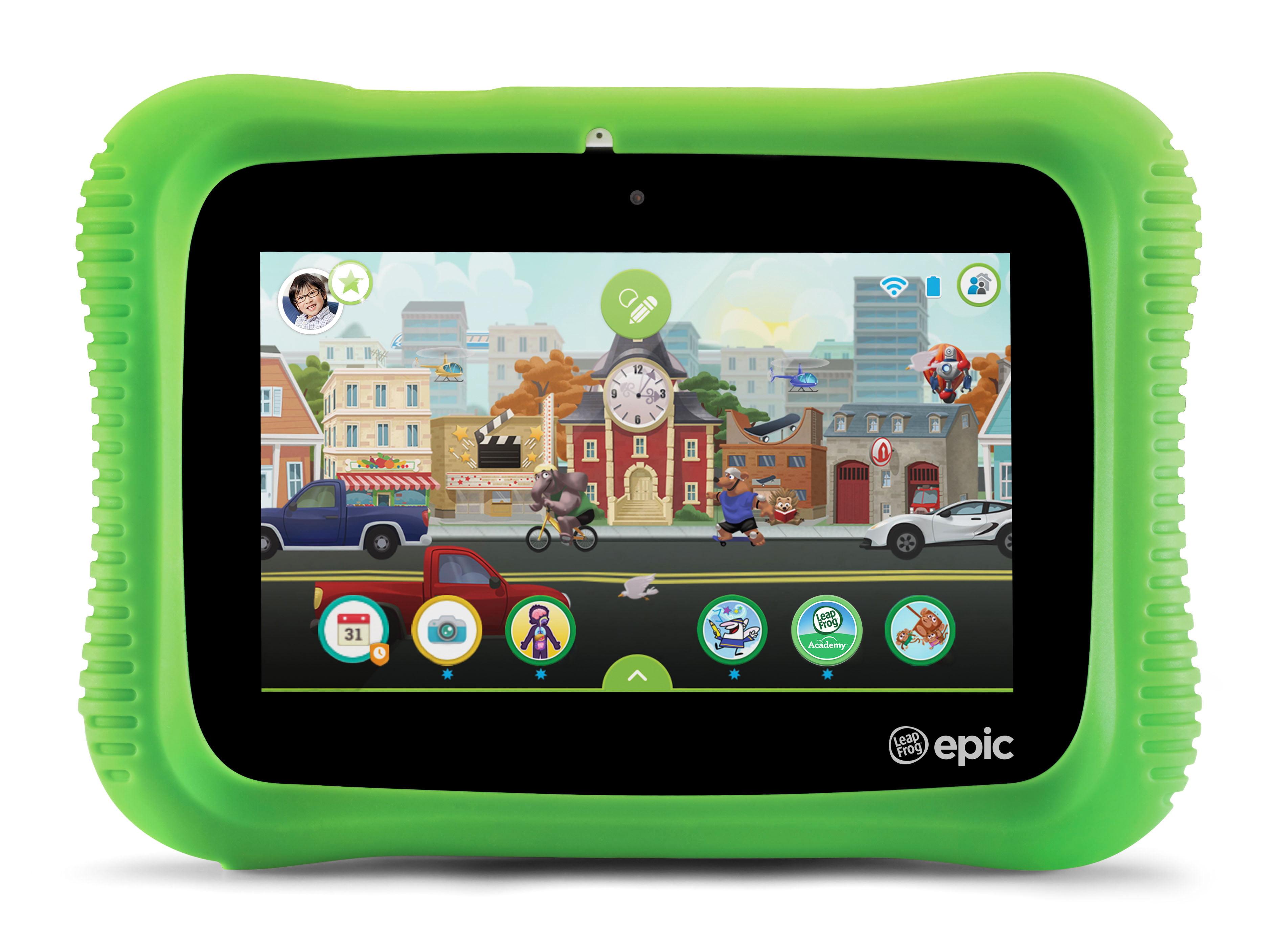 LeapFrog Epic Academy Edition - Green - Walmart com