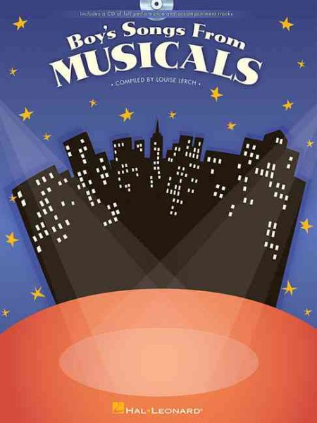 Boy's Songs from Musicals by Hal Leonard Publishing Corporation