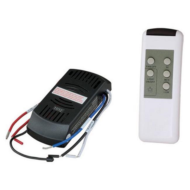 Vexcel X Rc6776 N Ceiling Fan Remote Control Kit Plastic