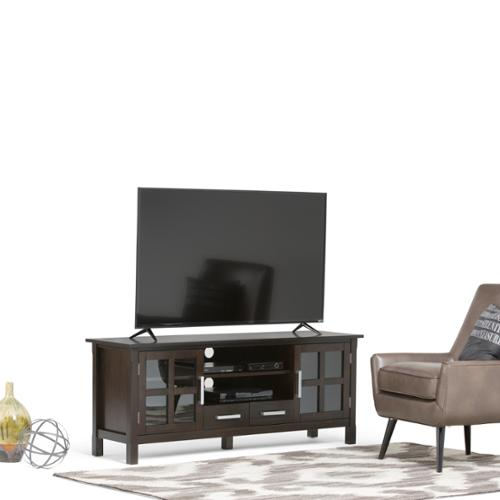 WyndenHall  Waterloo 60-inch Wide TV Stand for up to 66-inch TV's