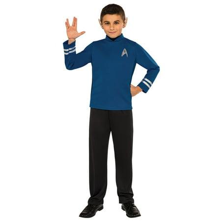 Star Trek Boys Beyond: Spock Classic Child Halloween Costume for $<!---->