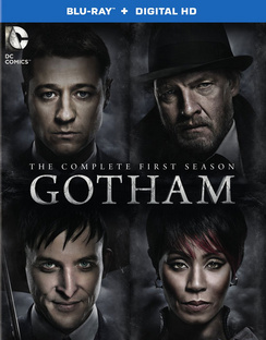Gotham: The Complete First Series [Includes Digital Copy] [UltraViolet] [Blu-ray]