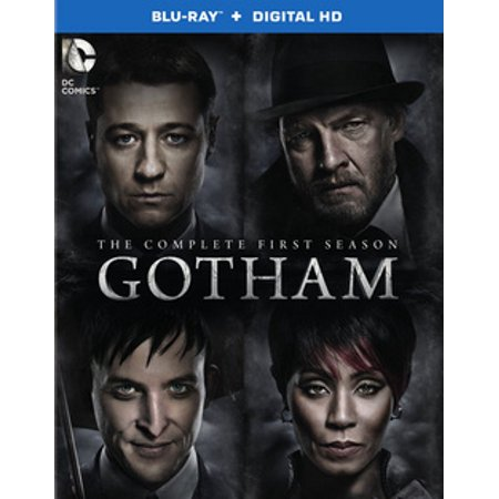 Gotham: The Complete First Season - First Witness Video