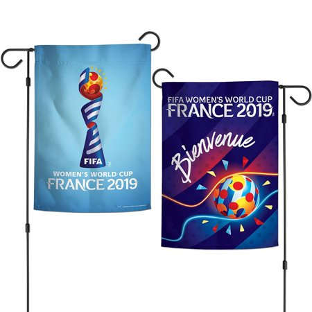Womens World Cup 2019 2 Sided Garden Flag and Yard Banner