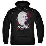iZombie Men's  Take A Bite Hooded Sweatshirt Black