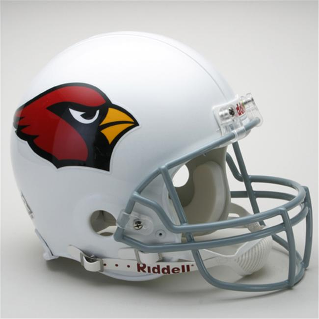 Creative Sports RD-CARDINALS-A Arizona Cardinals Riddell Full Size Authentic Proline Football Helmet