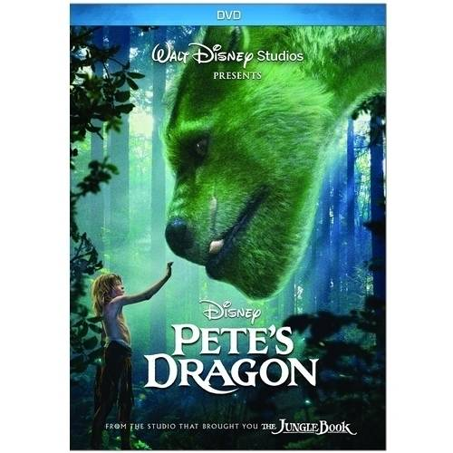 Pete's Dragon (Live Action) (2016) (Widescreen)