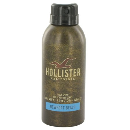 Hollister Newport Beach By Hollister Body Spray 4 2 Oz 125 Ml Men