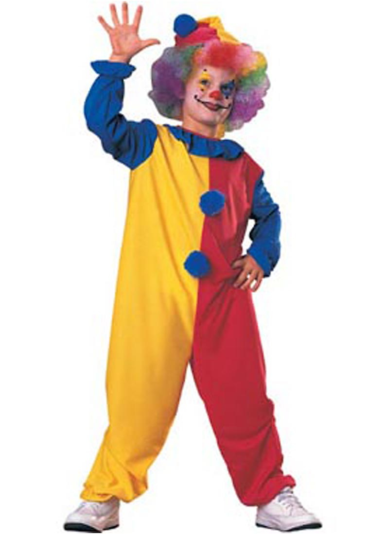 Child Classic Clown Costume Rubies 881926  sc 1 st  Walmart & Clown Costumes