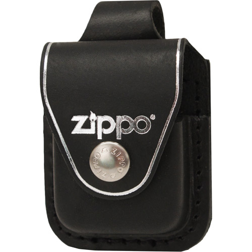 Zippo Outdoors Lighter Pouch with Loop, Black